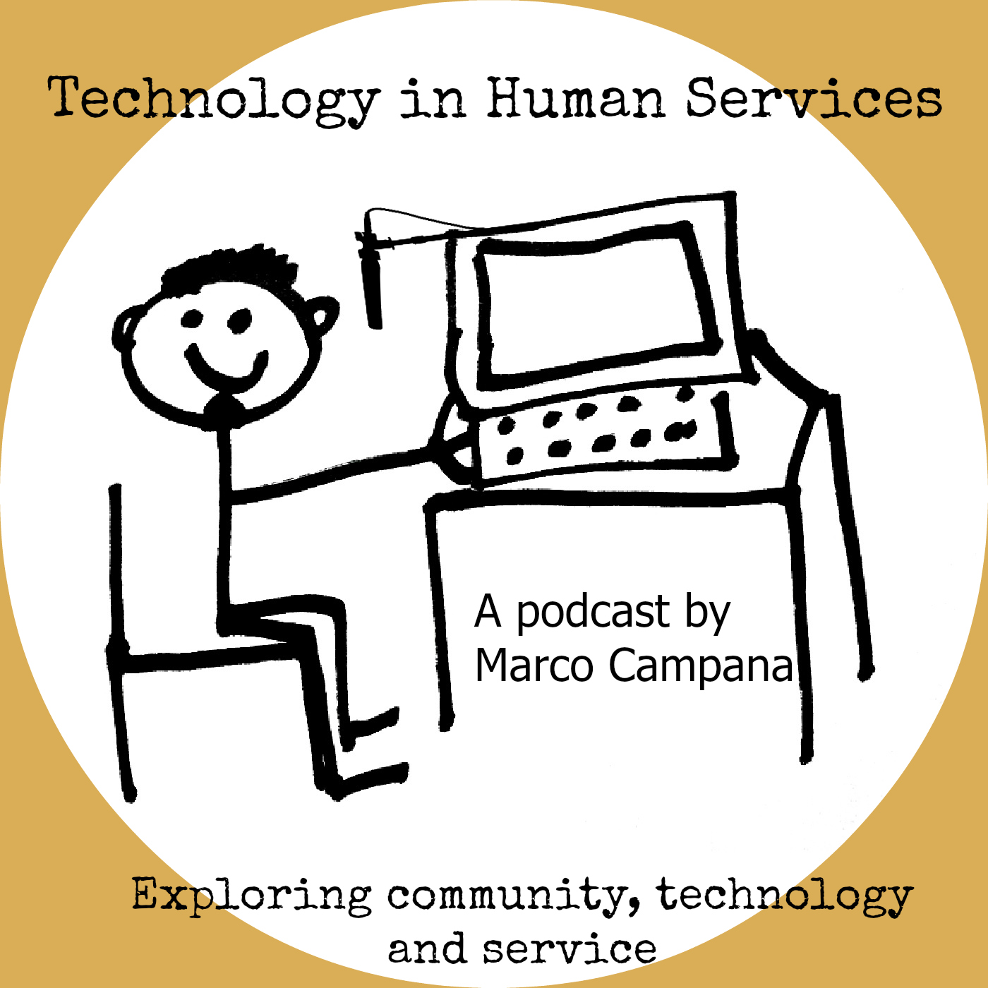 Technology in Human Services